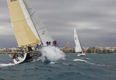 Nuestro equipo Mevilla-Jumbuck se proclama vencedor de la regata  del trofeo Barco de sal fundadores