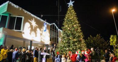 Las luces navideñas iluminarán Orihuela Costa este viernes