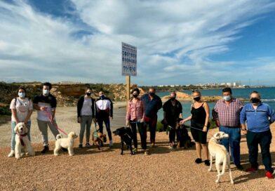 Orihuela Costa tiene su playa para perros