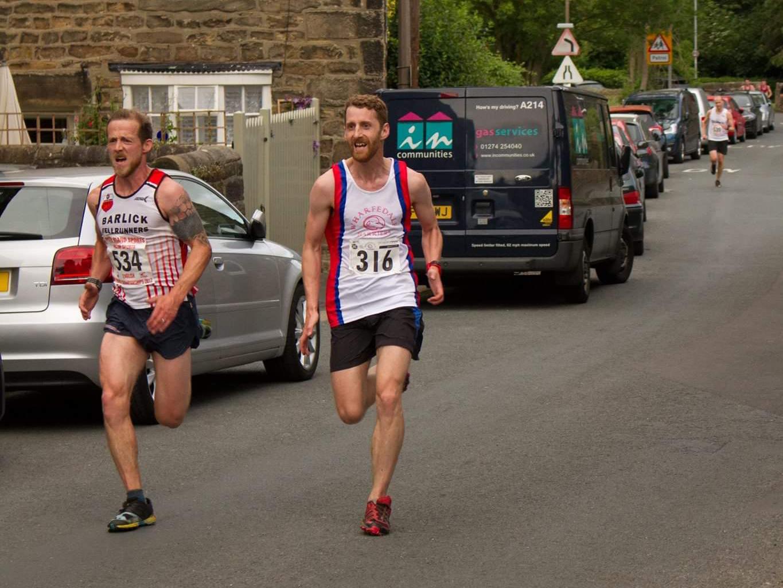 Beamsley Beacon fell race