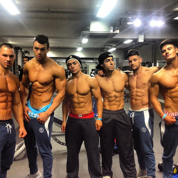 Gymshark's First Instagram Post - 23rd May 2013