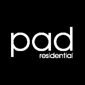 Pad residential logo