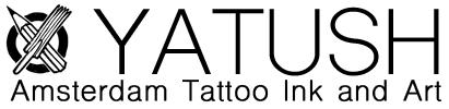 yatush tattoo amsterdam ink and art Logo