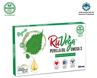 Uttarakhand Govt launches RuVega®, pure vegetarian omega-3 supplement