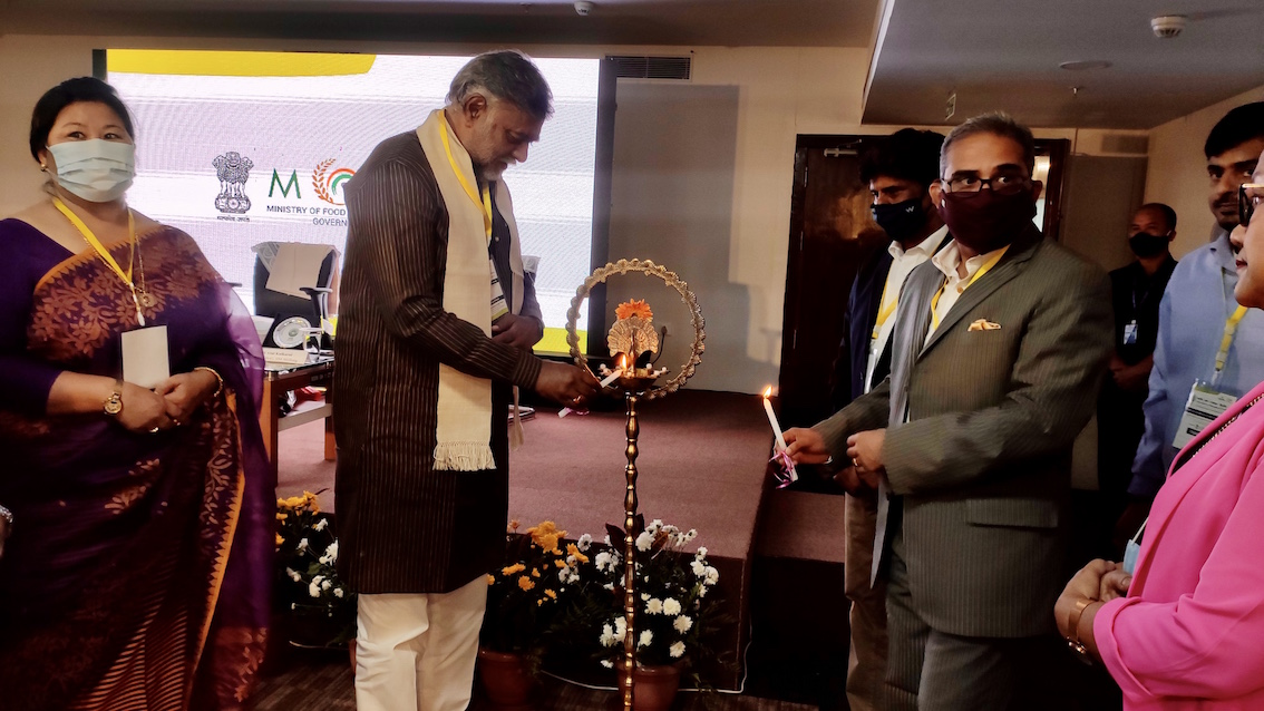 North East Summit on food processing industries opens at IIM Shillong
