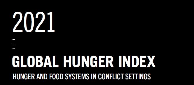 Govt calls 'Global Hunger Report 2021' methodology unscientific