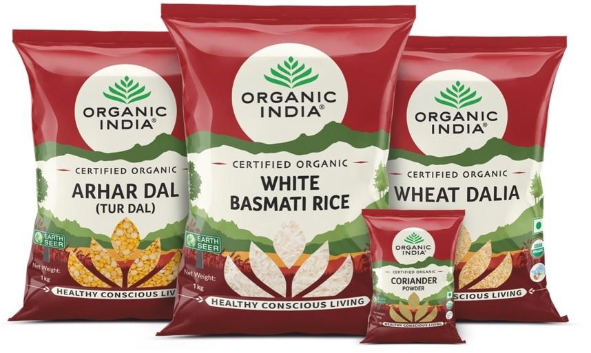 Organic India enters into staples segment