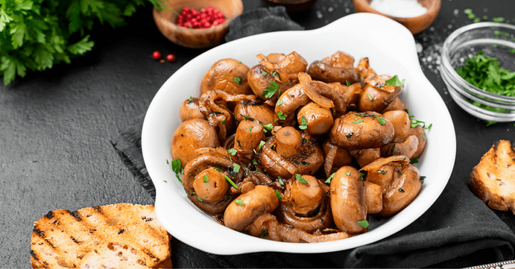 Food News - 19-10-2021 - Study links mushroom consumption with lower risk of depression