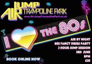 Airjump 80s night