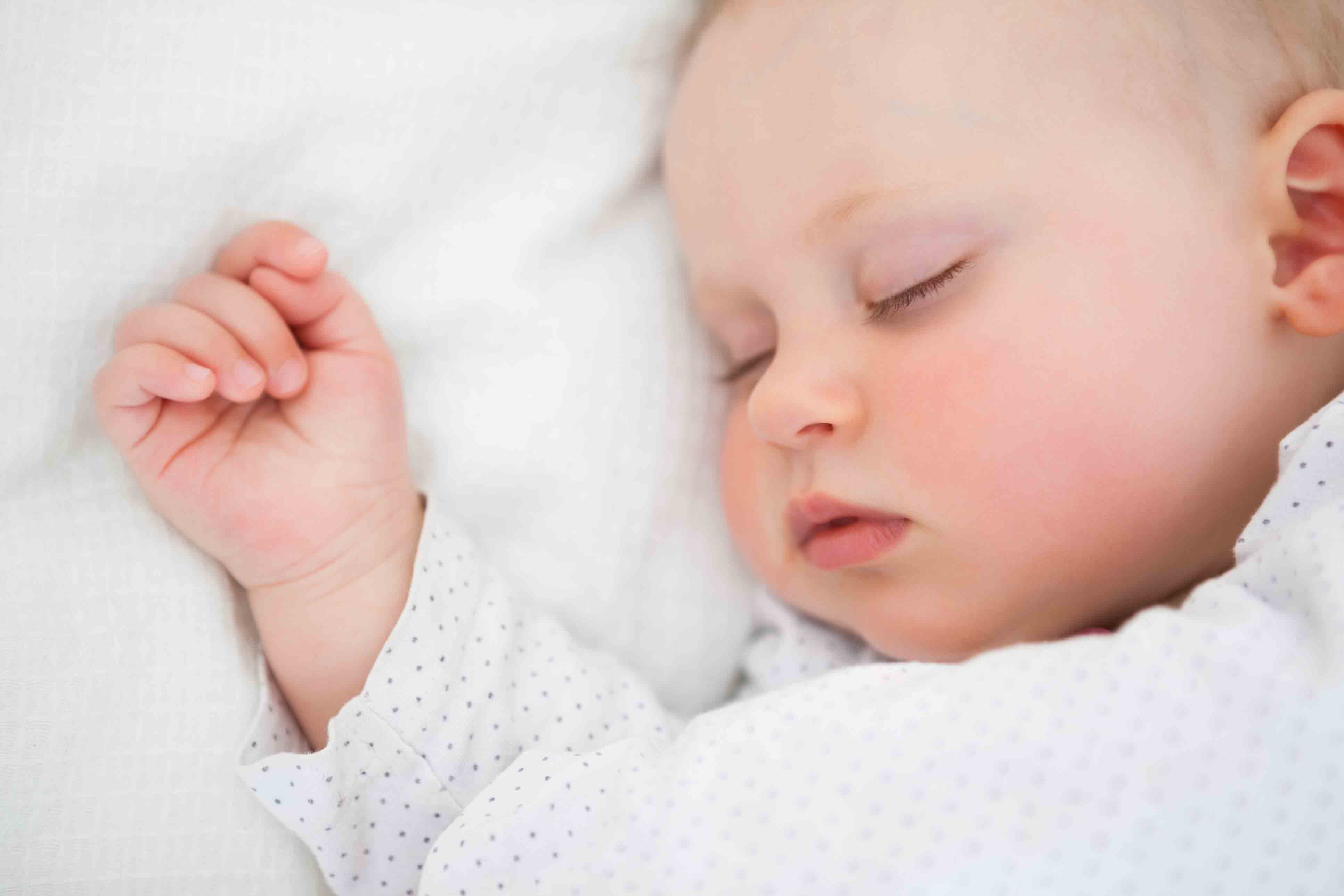 Baby Sleep Training: Help Your Baby to Sleep Through the Night