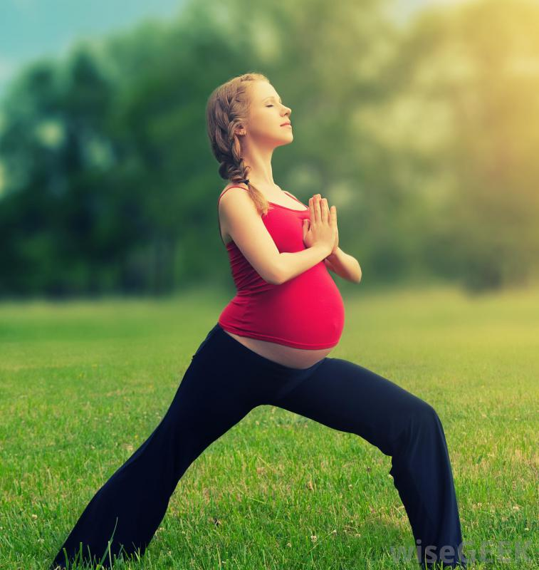 Great Exercise During Pregnancy: Pregnant Yoga