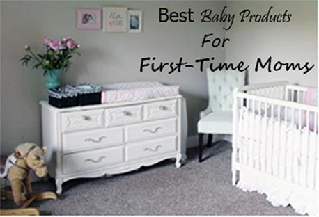 Must-have Baby Products for First-Time Moms