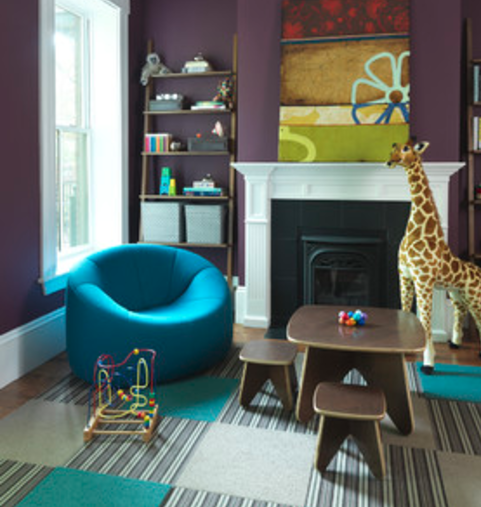 Baby-Friendly Living Room Updates