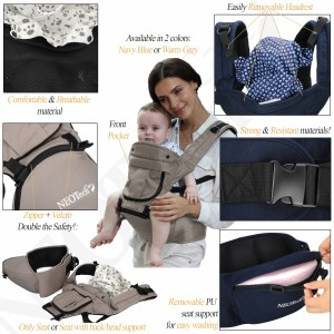 Baby Carrier NTCBC018 (2)