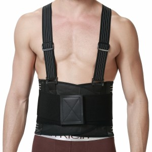 NEOtech Care Back brace with suspenders Y001 2