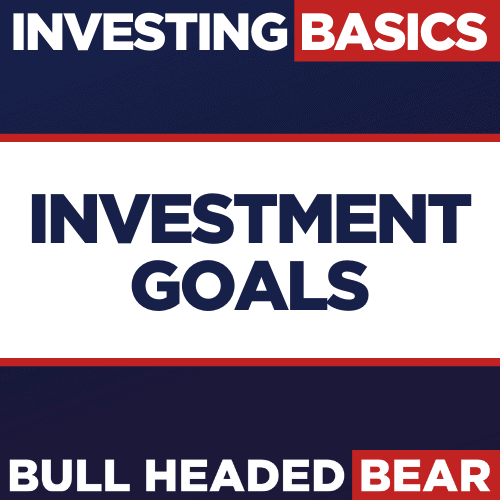 CREATE INVESTMENT GOALS