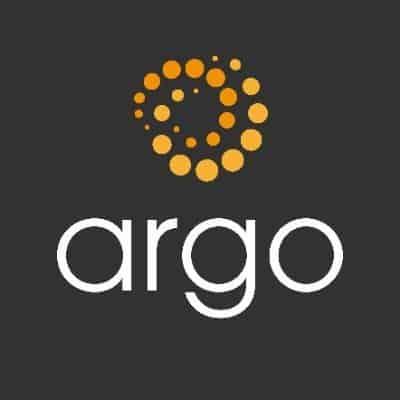 Argo Blockchain Logo