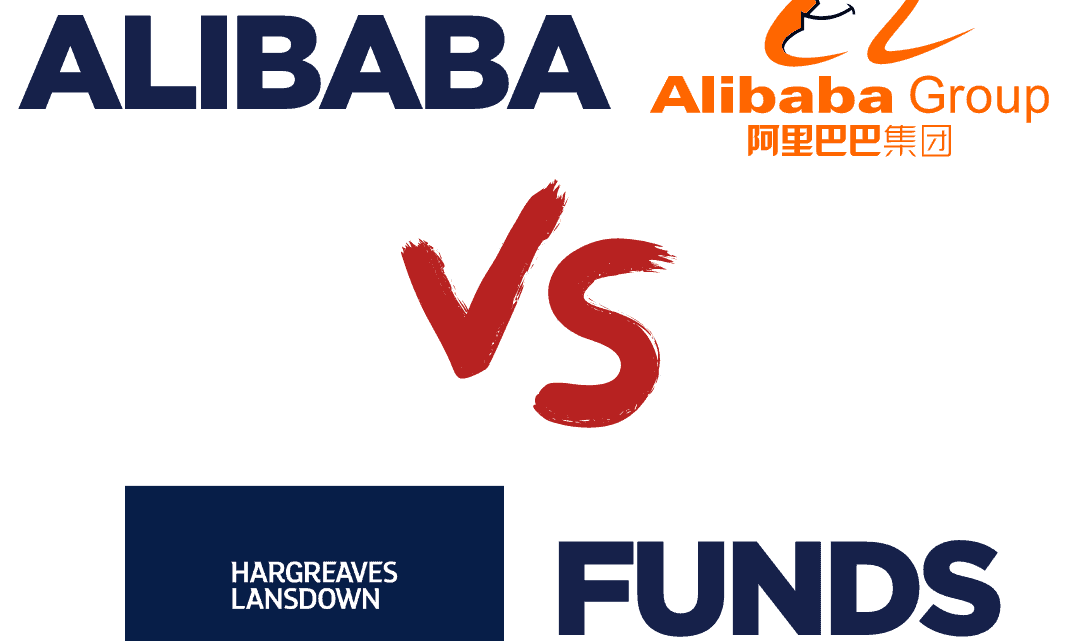 ALIBABA INVESTMENT VS FUNDS