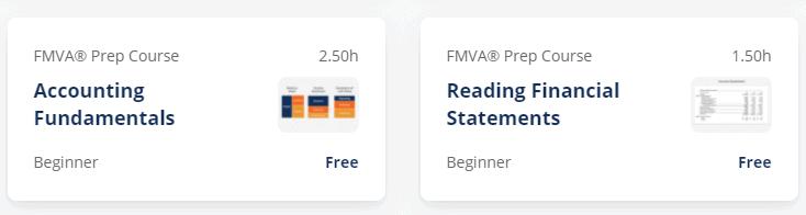 CFI Free Courses