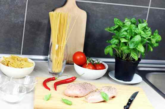 Easy and Modern cooking