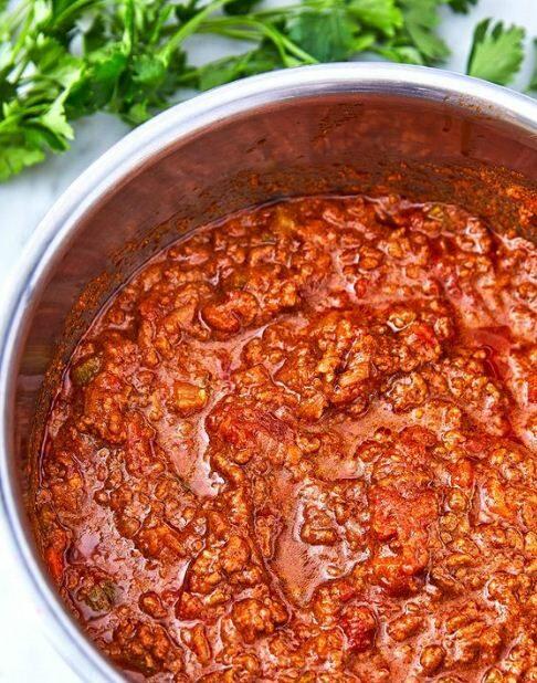 Rich Bolognese Sauce