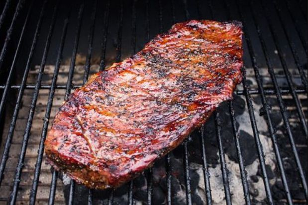 broiling and grilling of meat