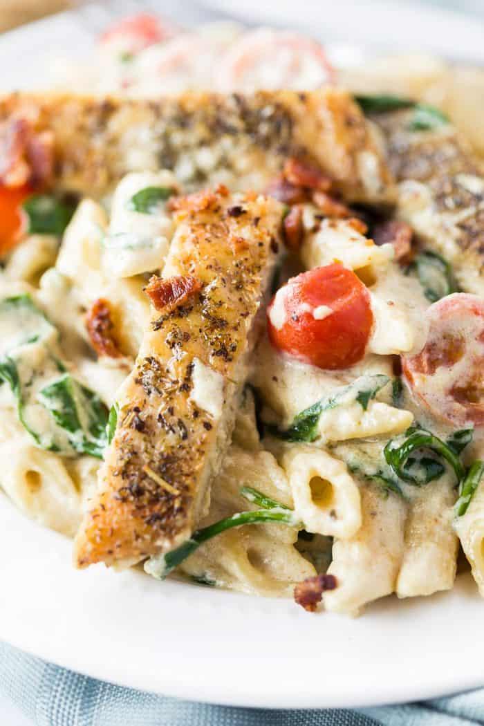 Chicken-Bacon-Spinach-Pasta 4