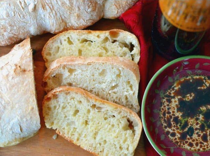 Cibata Bread