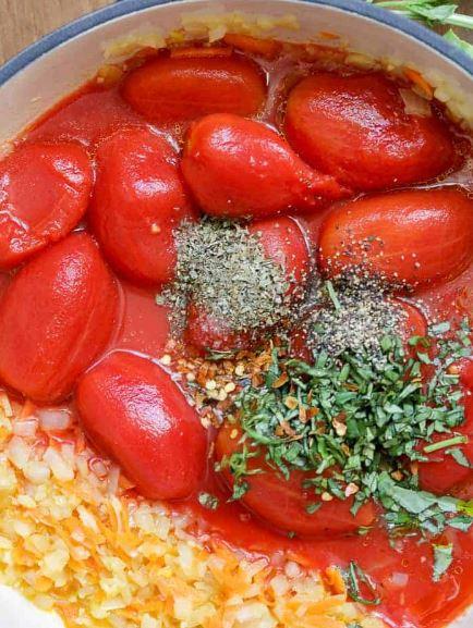 Easy Marinara Sauce 3