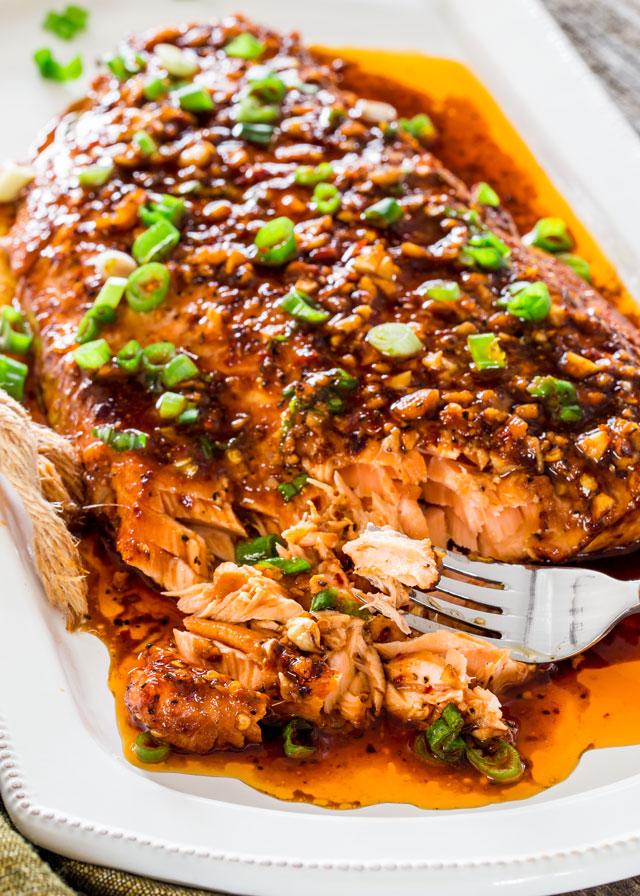 Firecracker Salmon