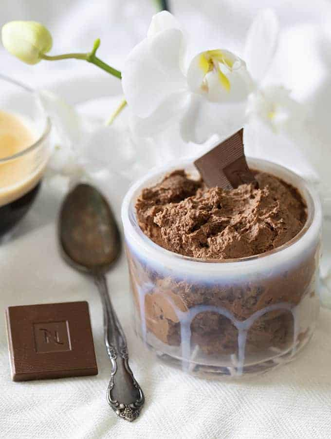 KETO FRENCH SILK PUDDING 3