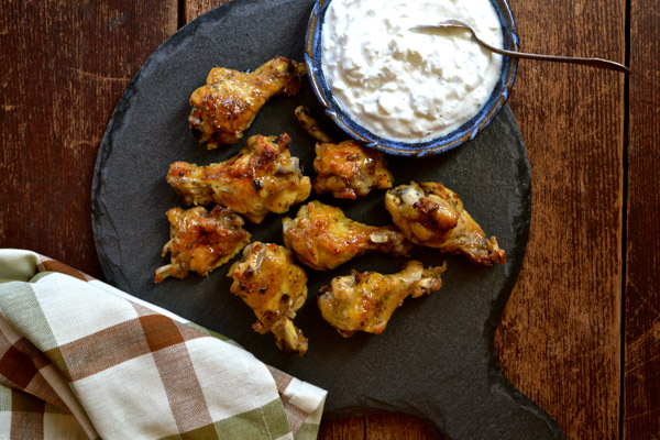 baked chicken wings 2