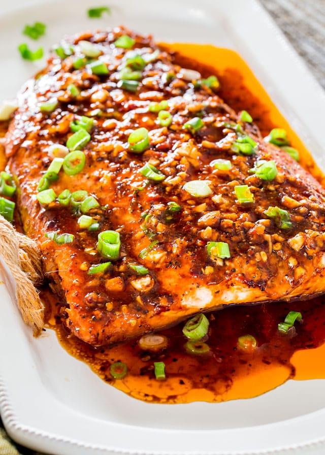 firecracker baked salmon 2