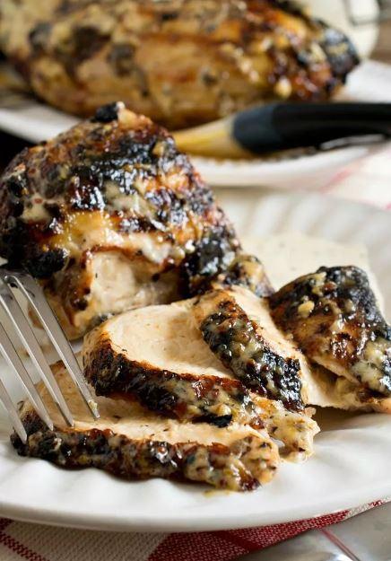 white barbecue chicken 3