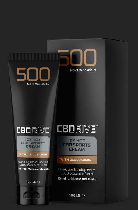 CBD Sports Cream