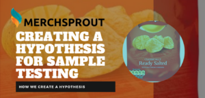 Creating a hypothesis Merchsprout