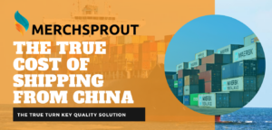The Real Cost Of Shipping From China