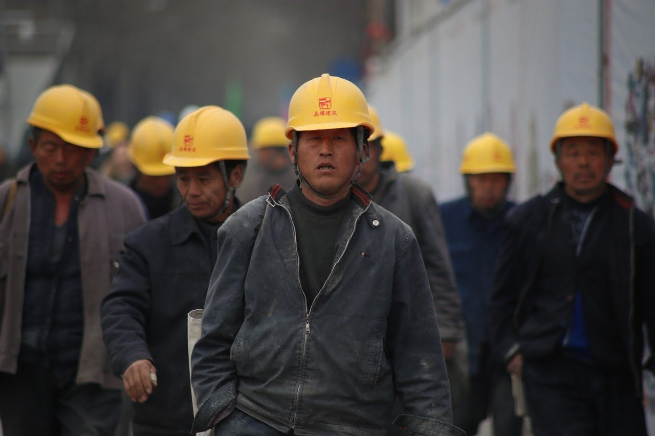 work, chinese, industrial