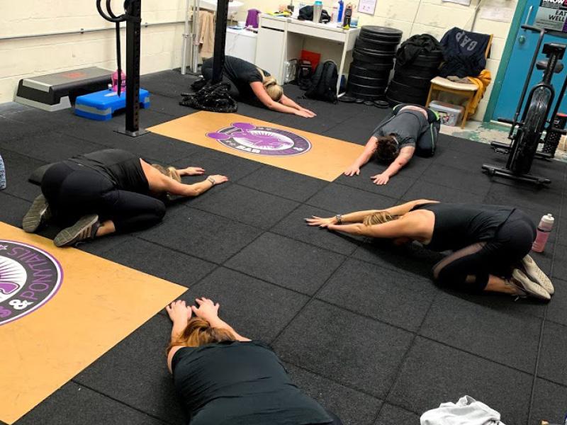 pilates Barnsley