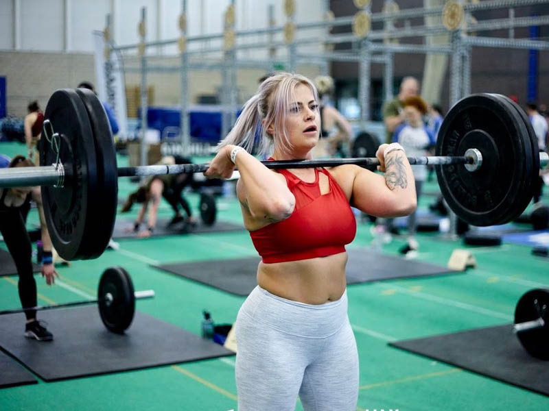 The Lady Lifts