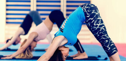 Power Yoga Barnsley