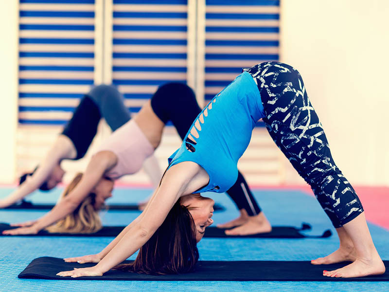 Power Yoga Barnsley