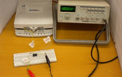 10. Circuitry for low pass filter