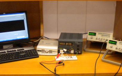14. Setup for filtering a composite signal