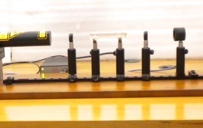11. Setup for optical activity masurement