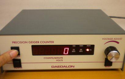 4. Press VOLTS button 6 times till LED behind blinks