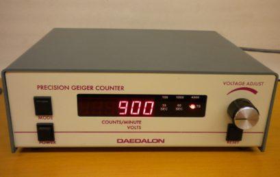 5. Set 900V through VOLTAGE ADJUST knob