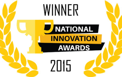 Physlab wins the 2015 National Innovation Award