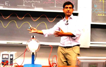 """Physics World publishes an article """"Demonstrating the value of physics"""" by Dr. Sabieh Anwar"""