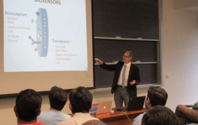 BIOSENSORS: An opportunity for the future talk by Jean Louis MARTY